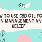 CBD oil for pain management and relief